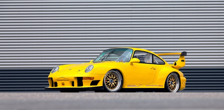 yellow porsche 993 gt2 evo savage everyday993 porsche 993 gt2 pinterest porsche. Black Bedroom Furniture Sets. Home Design Ideas