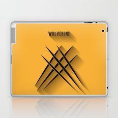 Wolverin Laptop & iPad Skin