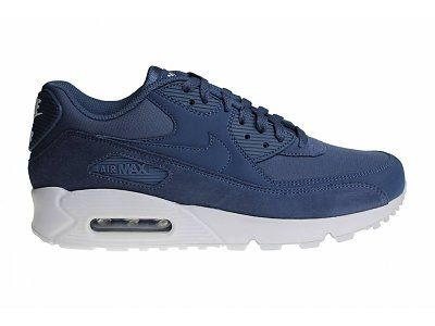 cheap for discount 31c80 cedca Nike Air Max 90 Essential (BlauwWit) AJ1285 400 Heren Sneakers