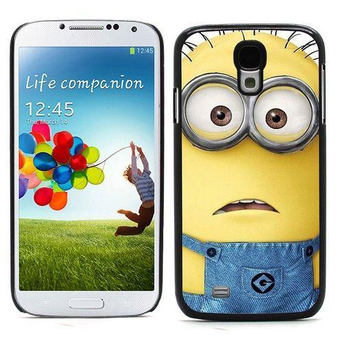 Despicable Me Minions hoesje voor Samsung Galaxy S4