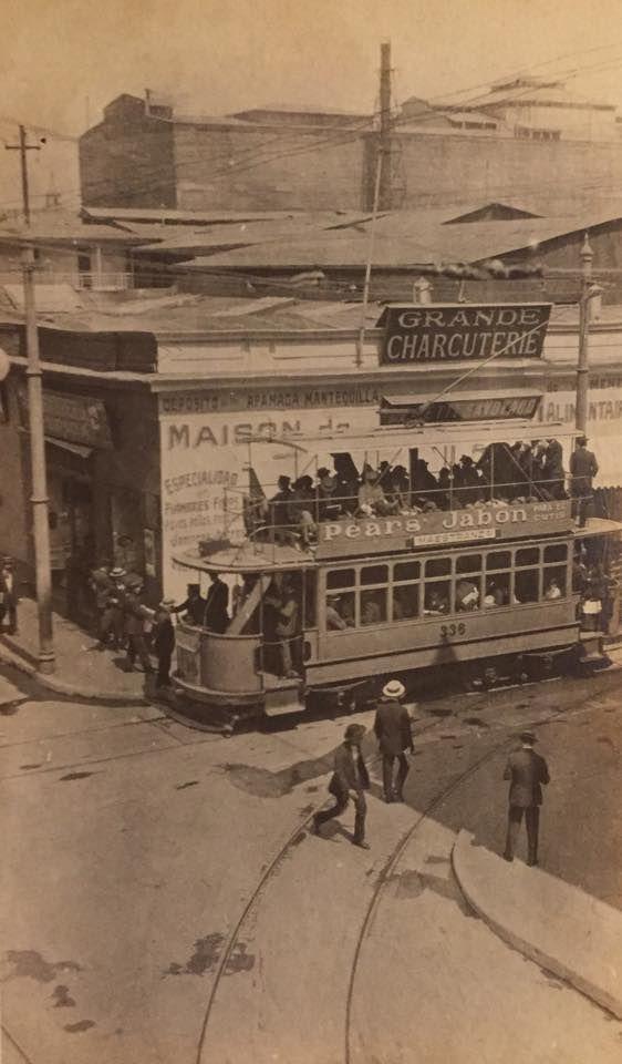 Valparaíso (1913), no estoy seguro de la ubicación del lugar