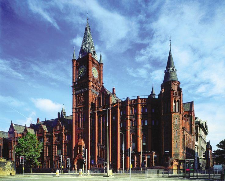 University of Liverpool, Liverpool, UK