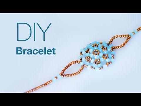 How to make bracelet at home   DIY rakhi for Raksha Bandhan - YouTube
