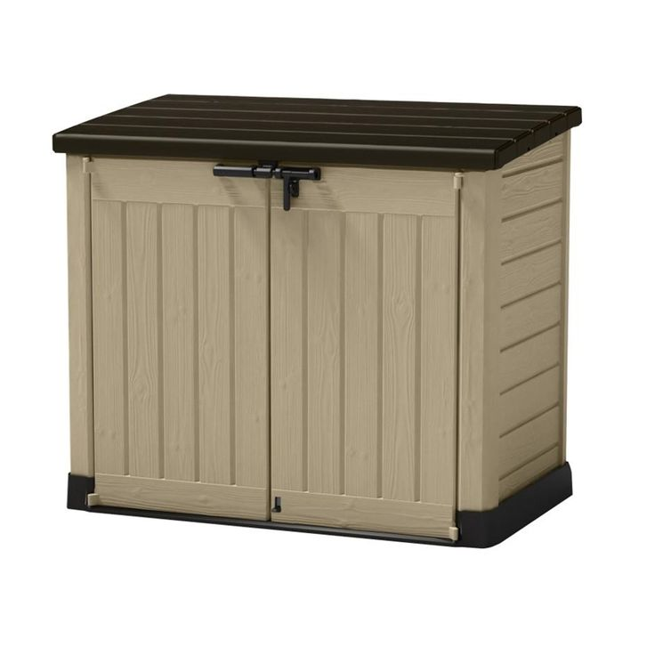 Keter 1.44 x 0.82 x1.25m Polypropylene Store It Out Garden Shed