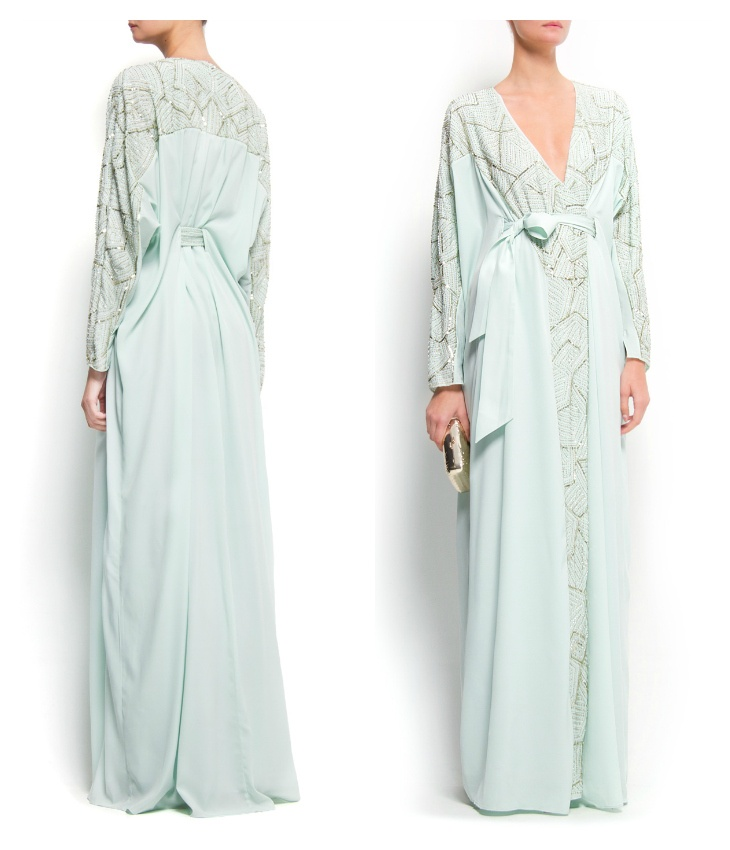 lavish looking robe