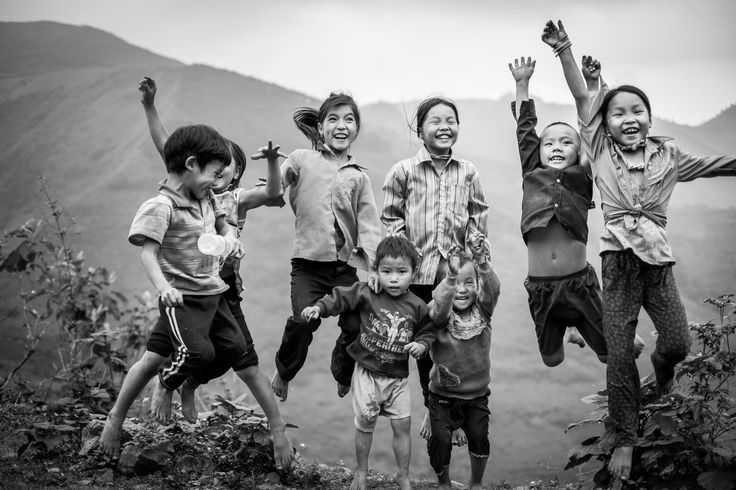 Jump! If you're happy... by Khanh Nguyen on 500px