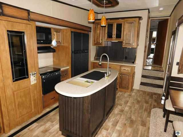 2016 New Grand Design Reflection 337 RLS Fifth Wheel in Florida FL.Recreational Vehicle, rv, 2016 Grand Design Reflection 337 RLS, Step inside this Reflection fifth wheel model 337 RLS by Grand Design and be pleasantly surprised by what you find inside. You will enjoy all the comforts of home in a convenient rear living layout. You will love the dual opposing slides in the main living area of this unit which creates a wide open feel with plenty of walking around space. Just to the left of…