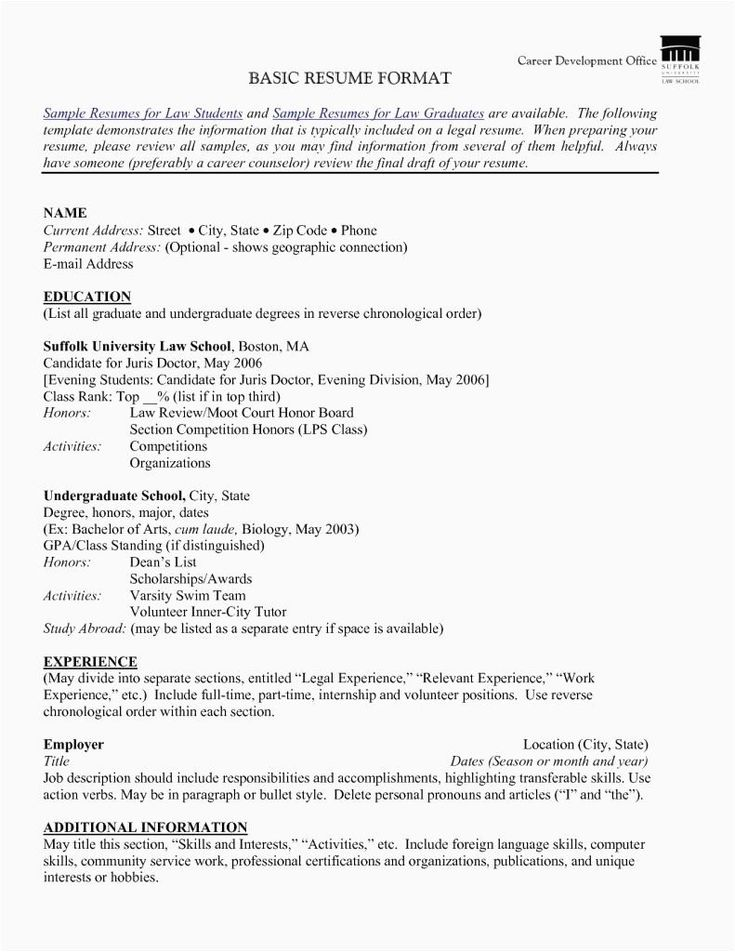Should You Put Your Address On Your Resume Luxury Sample Cover Letter For Graduate Job In 2020 Basic Resume Basic Resume Examples Resume Examples