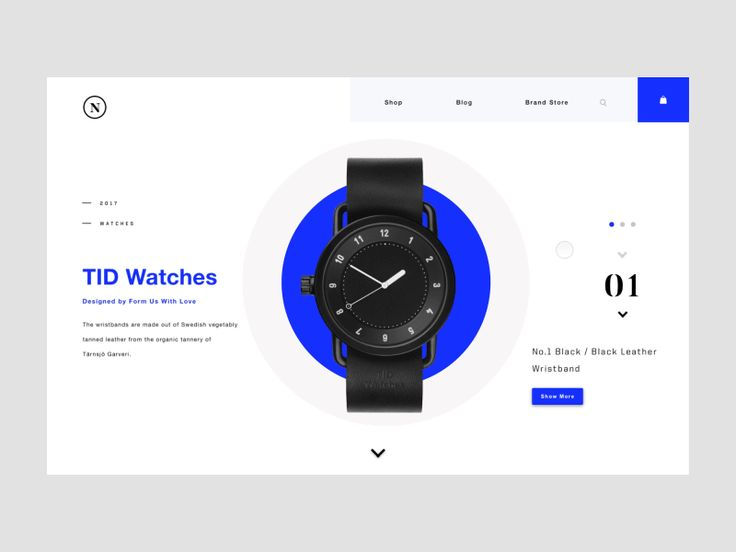 Create Store UI by Nathan Bolger