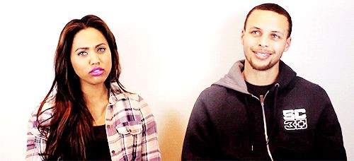 Never change, you two. | 21 Reasons Steph And Ayesha Curry Should Be Your Relationship Goals