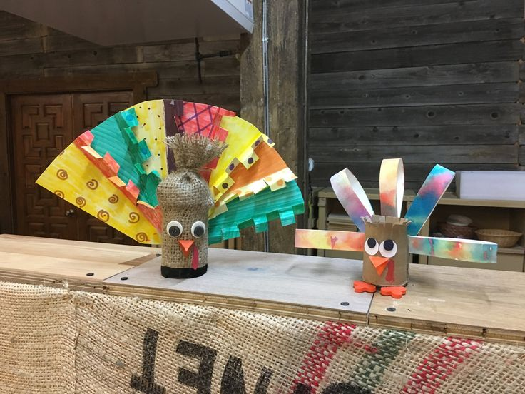 Create your own Turkey Decorations Today
