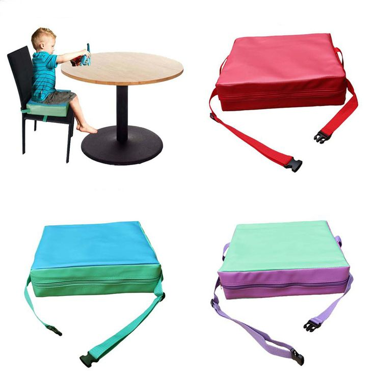 Cheap cushion seat, Buy Quality cushion grey directly from China chair cushion round Suppliers:   Children Increased Pad Baby Booster Seat Cushion Adjustable Removable Kids Dining Chair