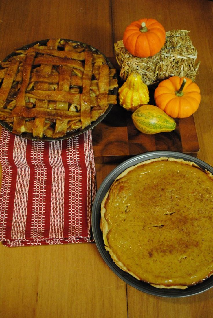 Pumpkin and apple pie recipes from scratch