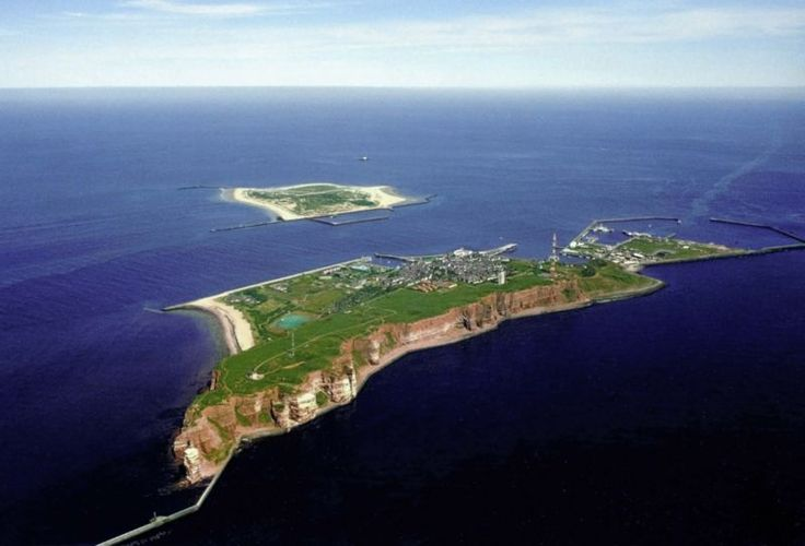 Helgoland - Just found out I will be visiting this island while in Germany... in a historic sail boat no less!!