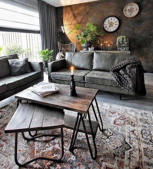 9 Miraculous Unique Ideas: Industrial Sofa Grey in…