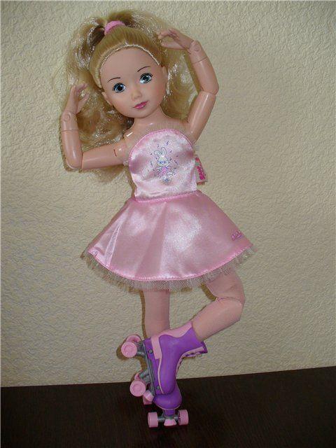 Джолина Балерина (Jolina Ballerina) и принцессы Диснея от Zapf Creation / Другие интересные игровые куклы для девочек / Бэйбики. Куклы фото. Одежда для кукол