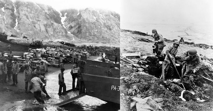 The Little Known Battles of Attu And Kiska: Retaking The Only US Soil Lost During WWII