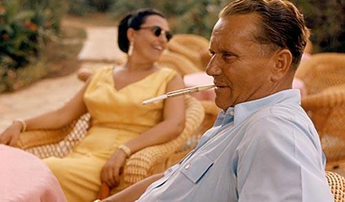 Josip Broz Tito and Jovanka Broz (famous President of Yugoslavia during Communist era)