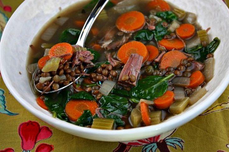slow cooker ham lentil soup more hotpot slow cooker soup hams hot pot ...