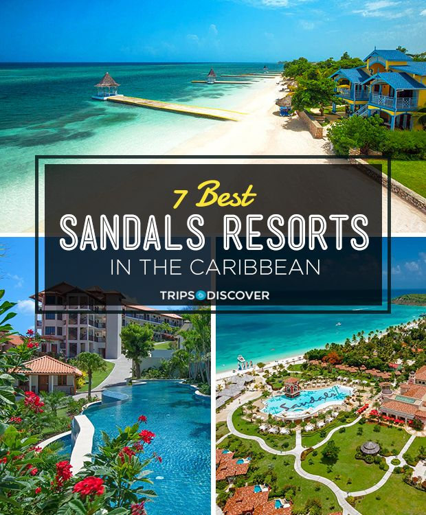 7 Best Sandals Resorts In The Caribbean Best Sandals Resort Sandals Resorts Bahamas Resorts