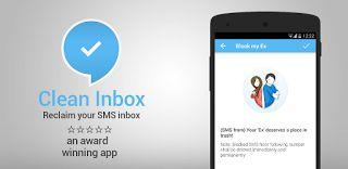 SMS Blocker. Clean Inbox Premium v8.0.16  Domingo 8 de Noviembre 2015.Por: Yomar Gonzalez   AndroidfastApk  SMS Blocker. Clean Inbox Premium v8.0.16 Requisitos: 4.0 Descripción: Nota Importante: Según los cambios de política de Android desde la versión 4.4 en adelante sólo una aplicación puede manejar mensajes y que hay que establecer como aplicación de mensajería por defecto. Así que si usted está en las versiones de Android 4.4 o superior es necesario configurar la Bandeja de entrada…