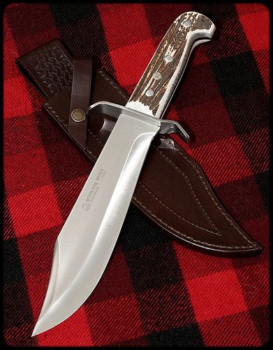 Puma IP Grizzly Stag Bowie   by Elbæk