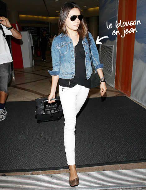 69 best images about DENIM JACKET on Pinterest | Katie holmes ...