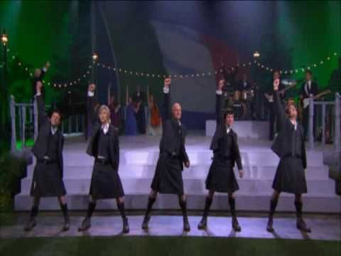 """Celtic Thunder """"Ireland's Call"""" - It's Entertainment. If for no other reason, watch it for the KILT TWIRLS"""