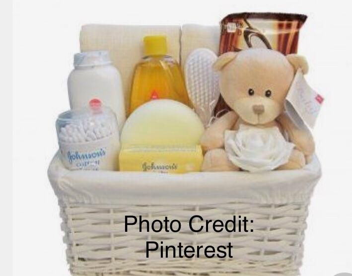 Welcome Baby Gift Basket Baby Gift Hampers Baby Shower Baskets Unisex Baby Gifts