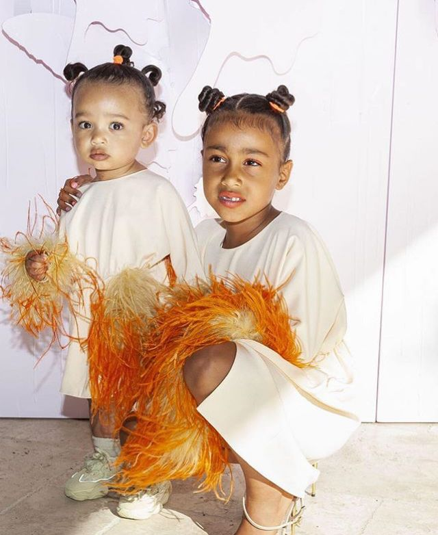Kanye West Kids Image By Je Ne T Aime Plus On Kim Kim Kardashian Kardashian Kids