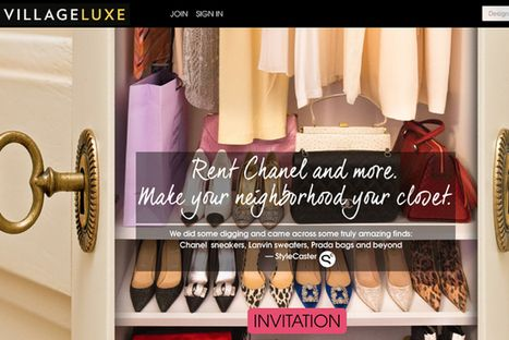 VillageLuxe Monetizes the Closet | Retail Experience | Scoop.it