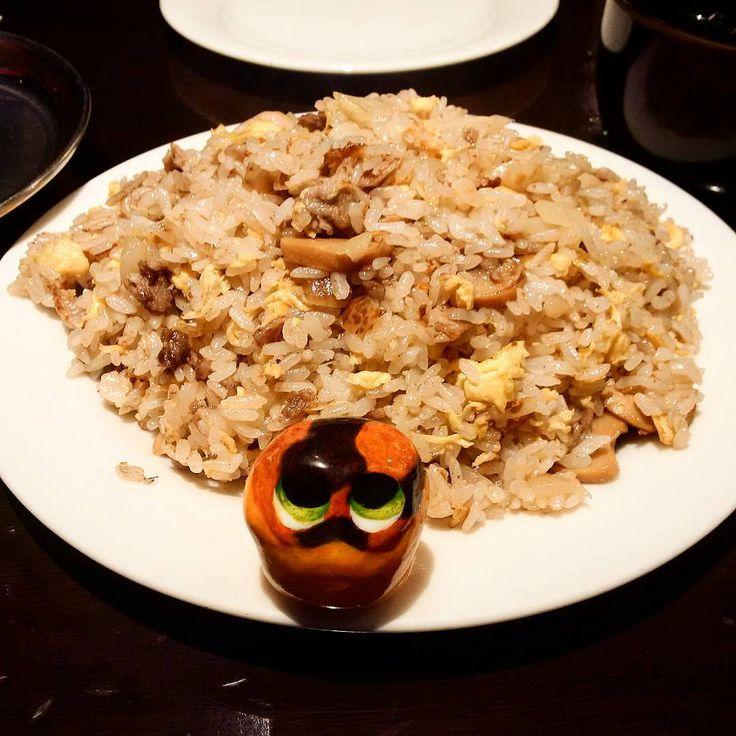 Yaki-meshi/焼き飯 is also the recommended menu of Grill Kodakara,which is the Yoshoku restaurant! Nomnom :) #mizumushikun #kyoto #gourmet #food #foodie #yoshoku #delicious #yummy #gohan #japan #japanesefoods #rice