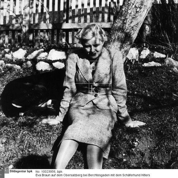 Ева Браун Знакомства