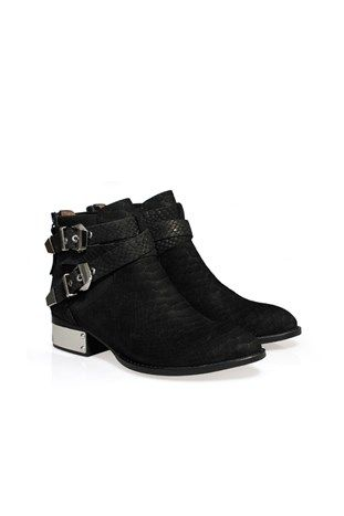 Everly PL Black Snake JEFFREY CAMPBELL