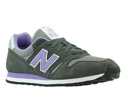 NEU New Balance W373SGR Damen-Sneaker Turnschuhe Sportschuhe Fitness Grau