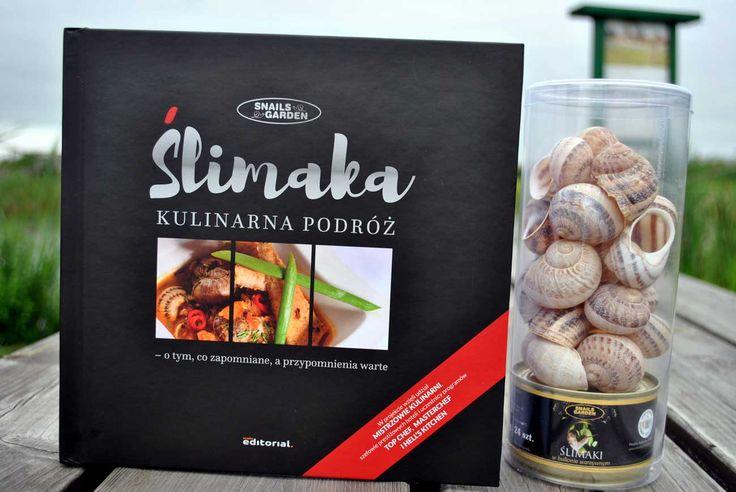 """Hodowla i przetwórstwo ślimaków, w tym kawioru! - Sebastian """"Szromu"""" Schrom - Hell's Kitchen opowiada o swoim udziale w książce…"""