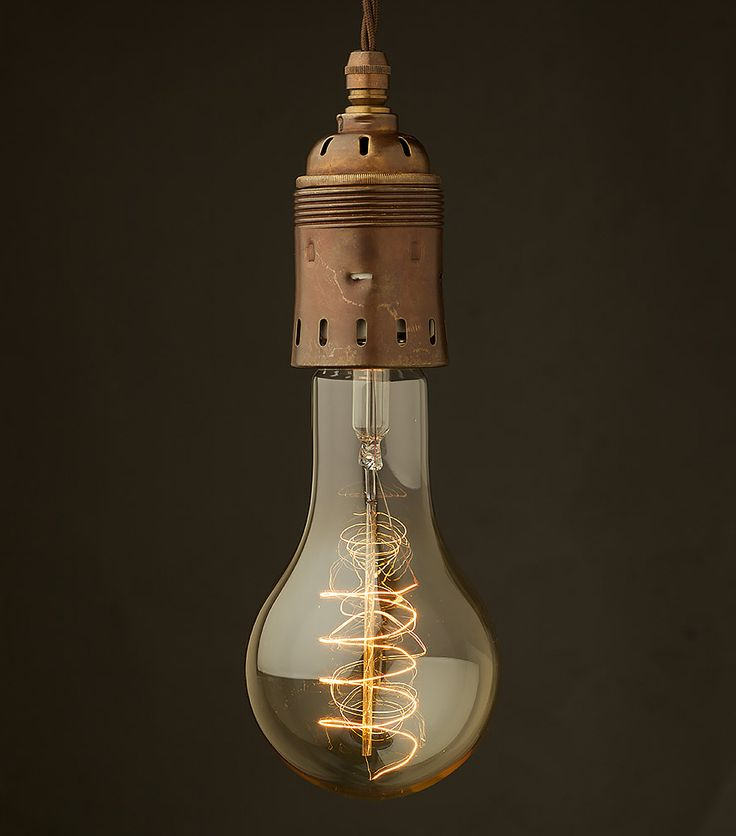 Edison Light Globes, Part 1: Lightbulbs of the Past and Future - Core77