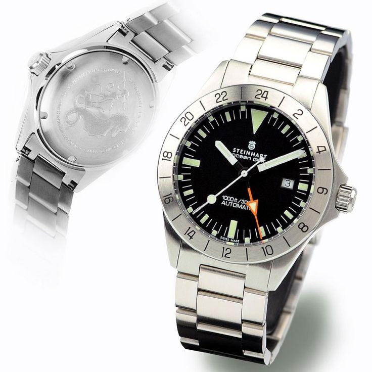 Steinhart - Ocean Vintage GMT