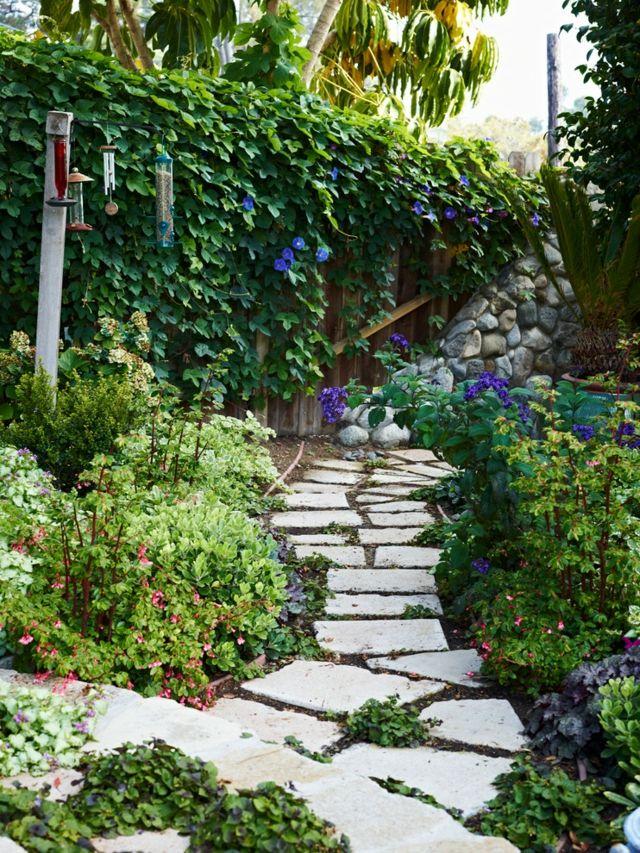 Die 25+ Besten Ideen Zu Hinterhof Neu Gestalten Auf Pinterest ... Ideen Hof Garten Gestalten