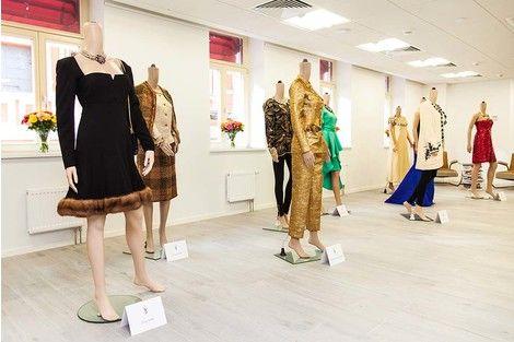 Первая выставка эксклюзивных сумок Hermès и винтажной одежды модных Домов в Москве