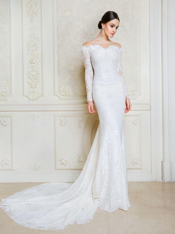 Ara Wedding Gown – Musat Bridal – Rochie de mireasa Ara