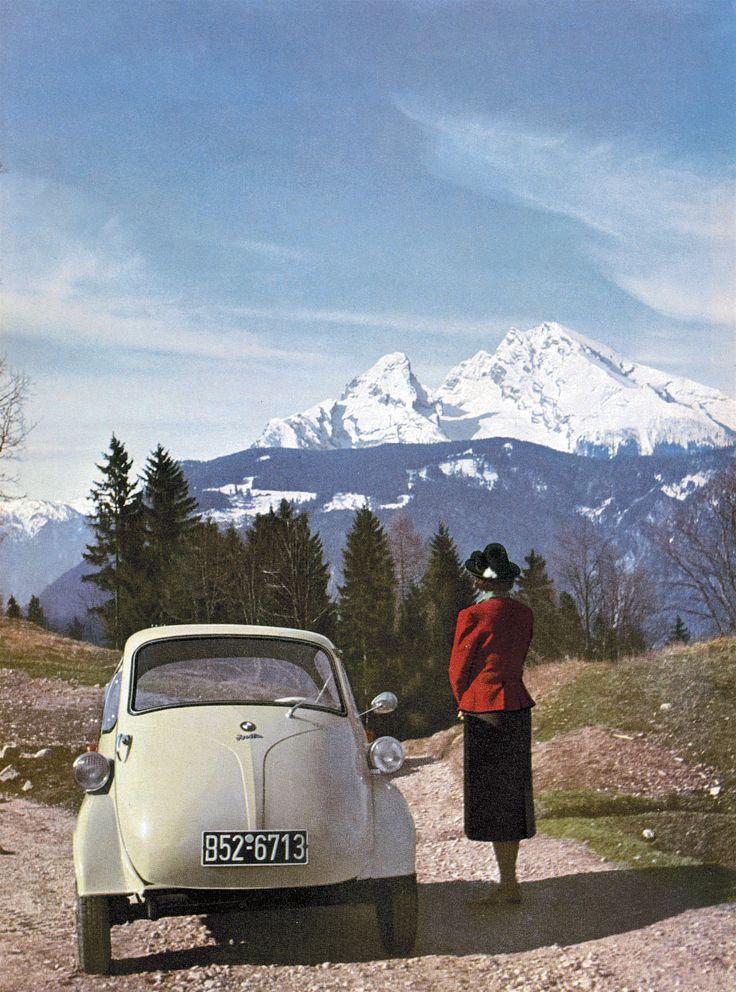 https://flic.kr/p/GQMA2z | 1956 BMW Isetta