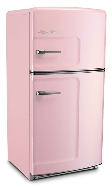 One day I WILL have an all pink appliance retro kitchen!