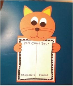 First Grade Reading Street Sam Come Back Literacy Activities