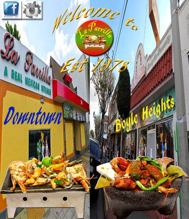 La Parrilla Restaurant Wilshire
