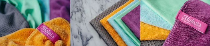 Small Space Kit (microfiber cloths)