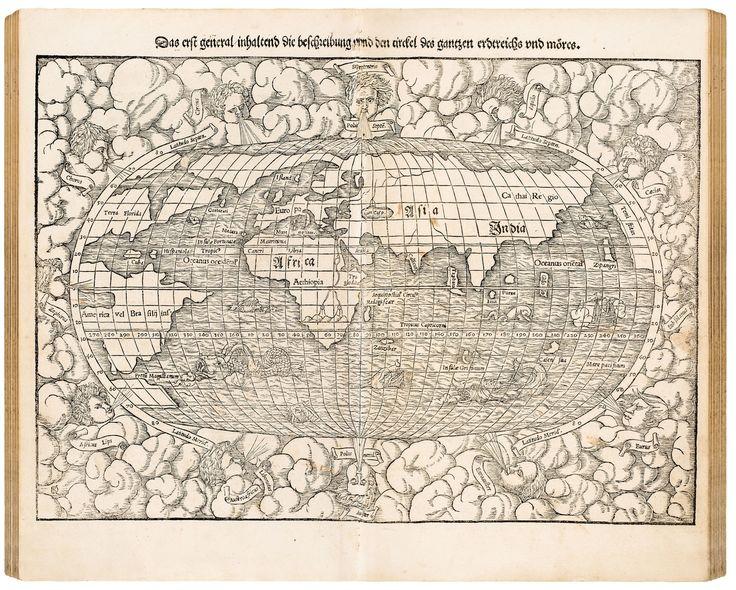Cosmographei oder beschreibung aller länder...
