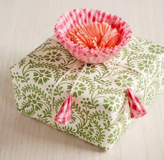 sweet paul cupcake liner rosette