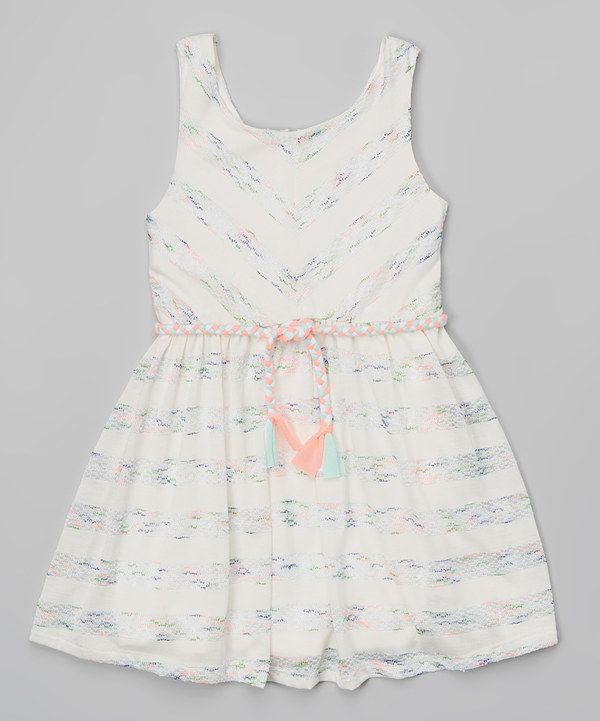 Look at this Vanilla Dress - Toddler & Girls on #zulily today!
