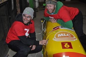 LGBT Rights Group To Be An Official Sponsor of Australian Men's Bobsled Team  | Pinned by http://www.thismademelaugh.com